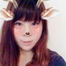 Gebruikersprofiel Megumi