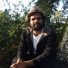 Profilo utente di Bharathi