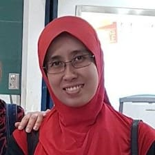 Sharifah Rafidah User Profile