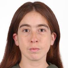 Henkilön Romina käyttäjäprofiili
