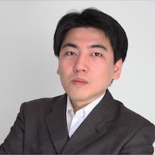 Profil utilisateur de 裕二