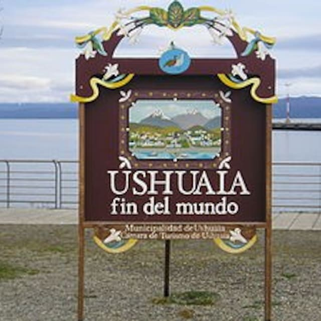 Guidebook for Ushuaia