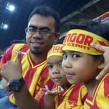 Henkilön Mohd Azrul käyttäjäprofiili