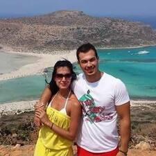 Gebruikersprofiel Stelios & Ioanna
