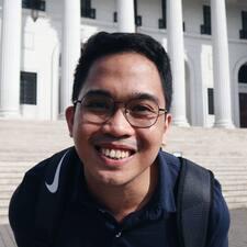Eric Angelo - Profil Użytkownika