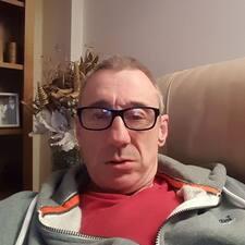 Profil utilisateur de Wayne