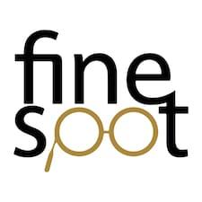 Fine Spot felhasználói profilja