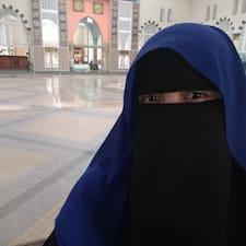 Jannah User Profile