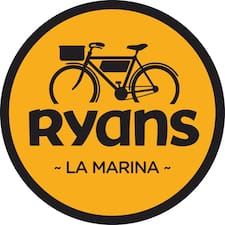 Profil utilisateur de Madeleine Del Hotel Ryans La Marina
