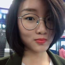 Henkilön Jiayi käyttäjäprofiili