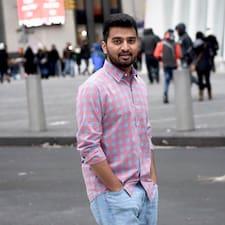 Profil utilisateur de Raju