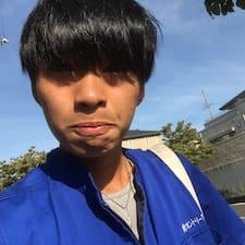 Profil utilisateur de ゆうた