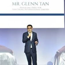 Profil utilisateur de Glenn