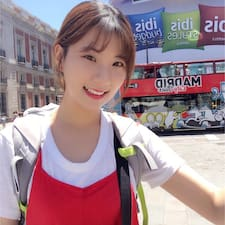 HyeRyeongさんのプロフィール