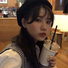 Perfil do utilizador de Hayoung