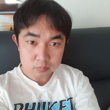 정환 felhasználói profilja