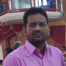 Профіль користувача Rajesh