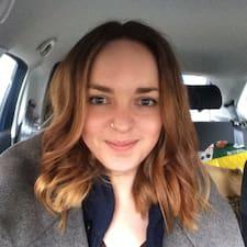 Evie User Profile