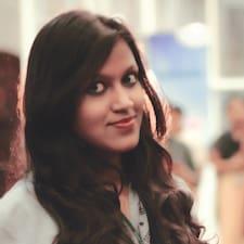 Profil utilisateur de Rashmi