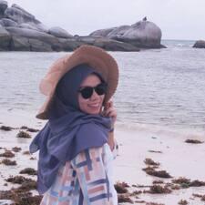 Fauziah felhasználói profilja