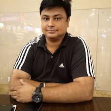 โพรไฟล์ผู้ใช้ Ajay