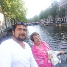Profil Pengguna Juan Antonio