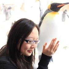 Profil Pengguna Huizi (Megan)