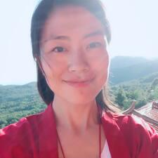 蓝茜 User Profile