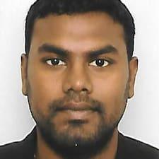 Profil utilisateur de Balaji