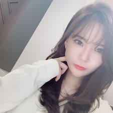 Profil utilisateur de 윤정