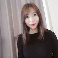 Perfil do usuário de Jina