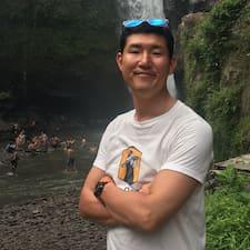 Henkilön Jinbum James käyttäjäprofiili
