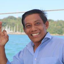 Profil Pengguna Capt Nasir