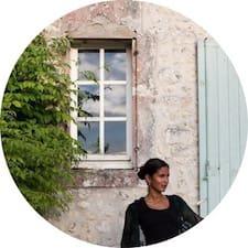 Maymuna felhasználói profilja
