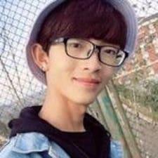 范 - Uživatelský profil