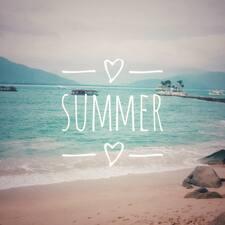 Profil utilisateur de Summer