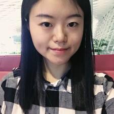 Profil utilisateur de Jie