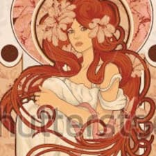 Lolita felhasználói profilja