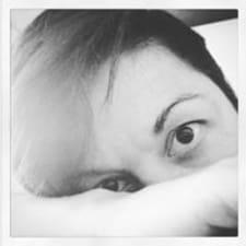 Profil utilisateur de Manuela