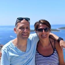 Profil Pengguna Sophie &Nicolas
