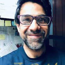 Profil Pengguna Aashiesh