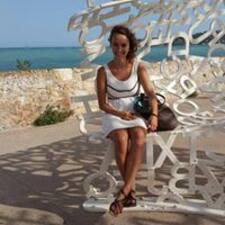 Profil utilisateur de Tatjana