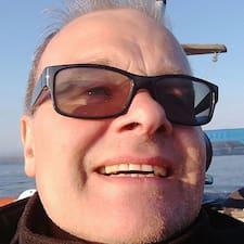 Gebruikersprofiel Dánial Klein