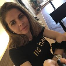 Henkilön Nina käyttäjäprofiili
