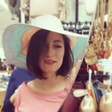 Mariangel felhasználói profilja