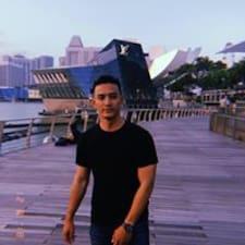 Yasier felhasználói profilja