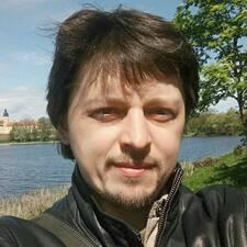 Aliaksandr - Uživatelský profil