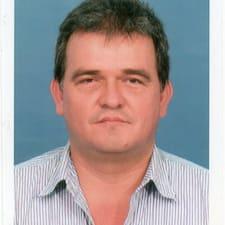 Gustavo Alberto felhasználói profilja
