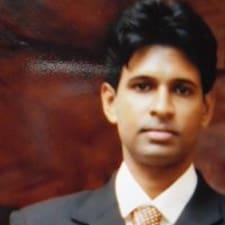 Gautham Rajapaksha felhasználói profilja