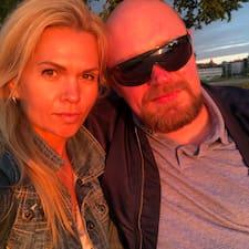 Notandalýsing Marek & Liisu